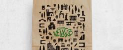 Bolsa de papel Calzados Velasco